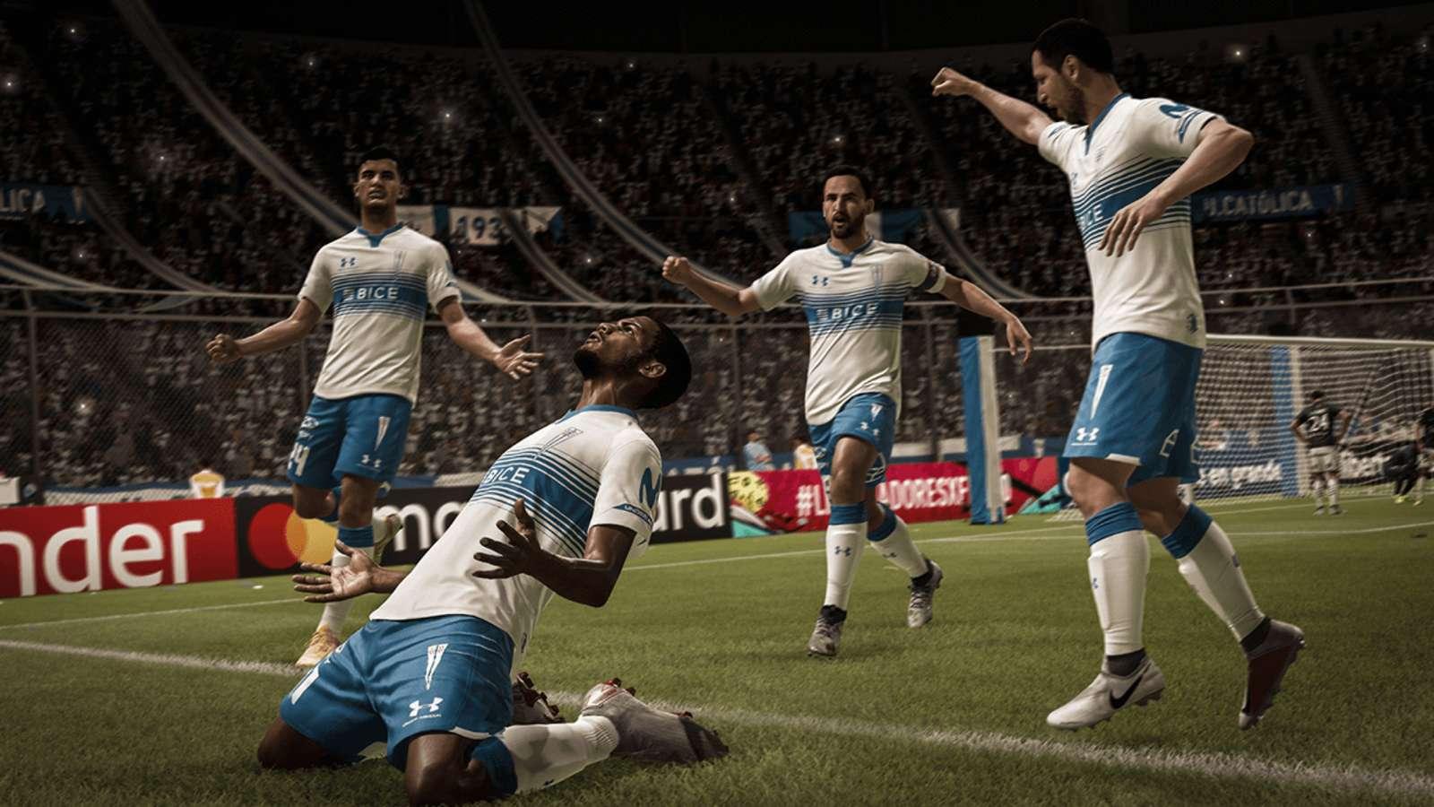 FIFA 20 Actualización Copa Libertadores